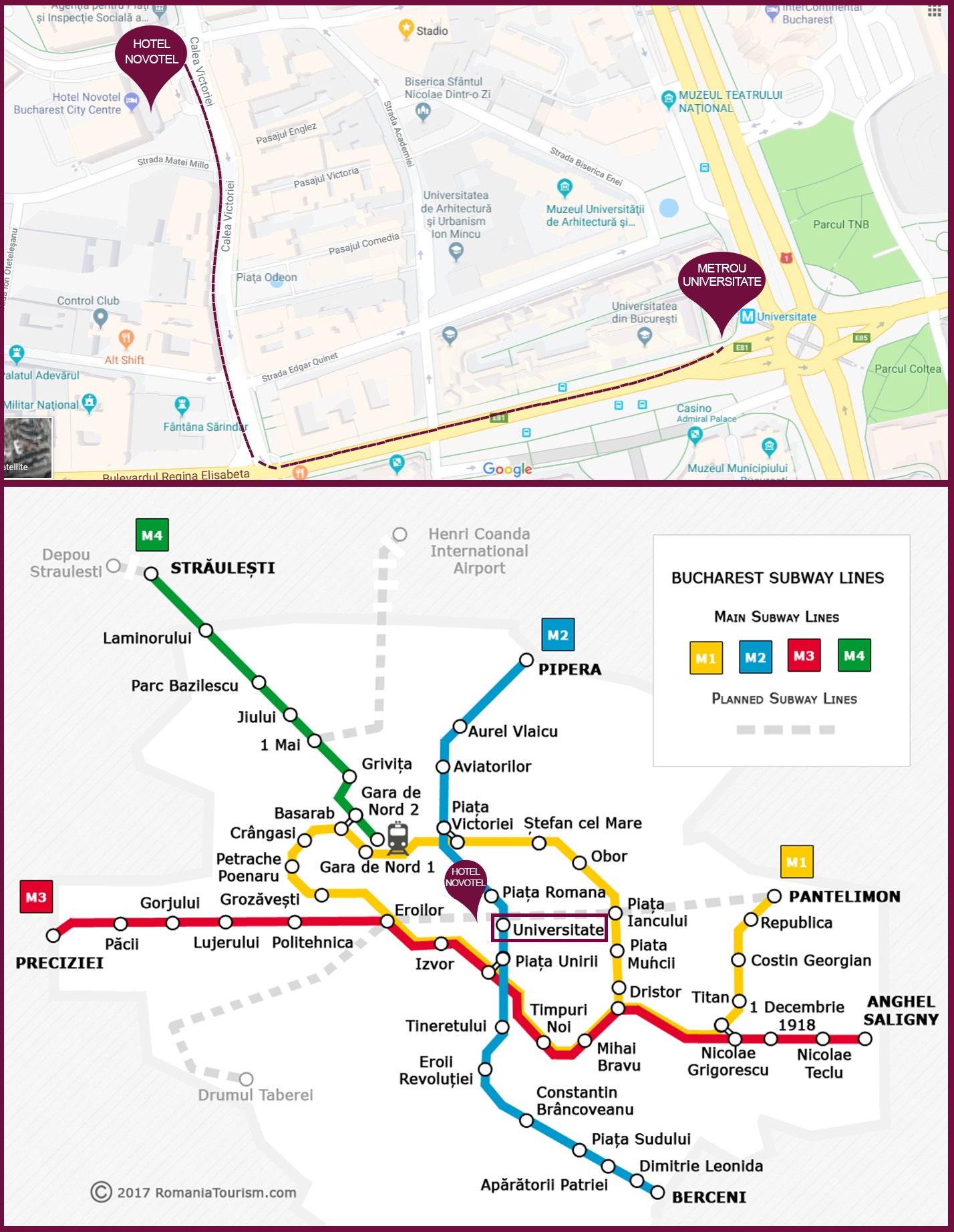 metro map 2019 novotel revino