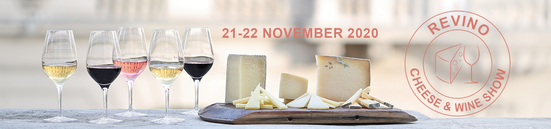 ReVino Bucharest Cheese & Wine Show 2020